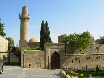 shirvan shakh museum OLD CITY